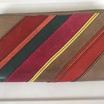 Fossil Striped Wallet Photo