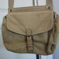 Fossil Suede Cross-Body Purse Photo
