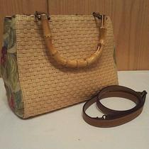 Fossil Summer Straw Look Purse Photo