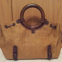 Fossil Summer Synthetic Straw Purse Photo