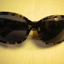Fossil Sun Glasses Cece 3 in Safari Print Blackgreywhite Nwt Photo