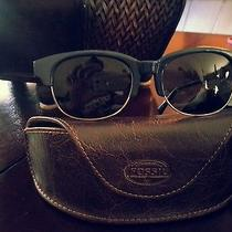 Fossil Sunglasses  Photo