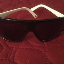 Fossil Sunglasses Black and White Photo