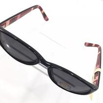 Fossil Sunglasses Crazy 100% Uv Dark Lens New Pink Red Color Bands With Case Photo