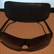 Fossil Sunglasses Fashion Aviator Shield Shine Ms 3846 060 Photo