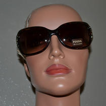 Fossil Sunglasses Leigh Ann Tortoi - Rectangular Sunglasses Ps3814224 Photo