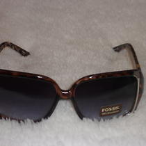 Fossil Sunglasses New   Photo