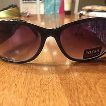 Fossil Sunglasses New With Tags Originally 38 Photo