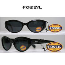 Fossil Sunglasses Tracy Black Plastic/gray Lenses Ps2040ast Flex-Hinge Under 30 Photo