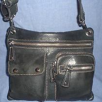 Fossil Sutton   Crossbody/messenger Bag Leather Purse  Photo