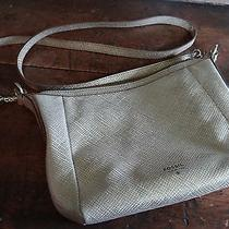 Fossil Sydney Crossbody Gold  Photo