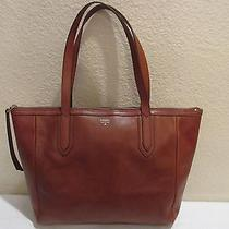 Fossil Sydney Shoulder Bag Purse Zb5487 Photo