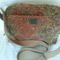 Fossil Tapestry Shoulder Purse Photo