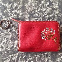 Fossil Teeny Red Wallet Photo