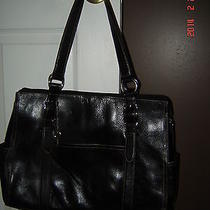 Fossil Tote - Large Black - Price Lowered Photo
