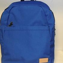 Fossil Travis Back Pack in Cobalt Blue  Nwt Photo