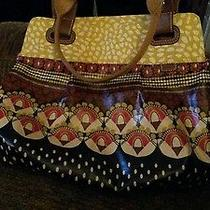 Fossil Tribal Design Purse Photo