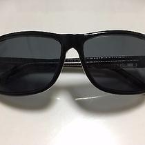 Fossil Unisex Black Sunglasses Womens Photo