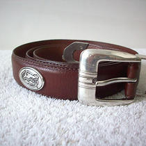 Fossil University of Florida Gators Men's Cowhide Belt  Photo