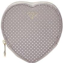 Fossil Vday Coin Purse Heart New Photo