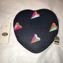 Fossil Vday Heart Coin Purse Nwt msrp45.00 Free Shipping Photo