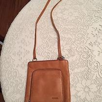 Fossil Vintage Crossbody Organizer Bag Photo
