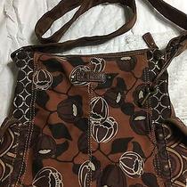 Fossil Vintage Handbag Canvas Photo