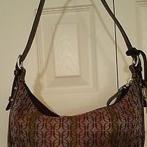 Fossil Vintage Handbag With Key.  Excellent Photo