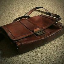 Fossil Vintage Reissue Messager Satchel Photo