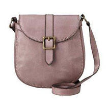 Fossil Vintage Revival Small Flap Crossbody in Lilac Photo