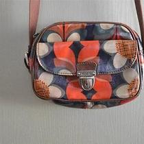 Fossil Vintage Style Shoulder Bag Crossbody Purse Photo