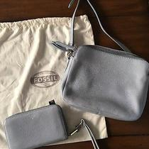 Fossil Wallet and Crossbody Combo  Photo