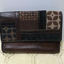 Fossil Wallet  Men's Accessories Gift Pocket Photo