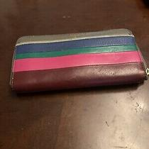 Fossil Wallet Women Leather Photo