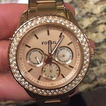 Fossil Watch Rose Gold (W/ Extra Links) Photo
