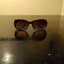 Fossil Woman Vintage Cateye Glasses Brown. Photo