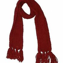 Fossil Women Red Scarf One Size Photo