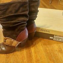 Fossil Women's Boots Size 6 Photo