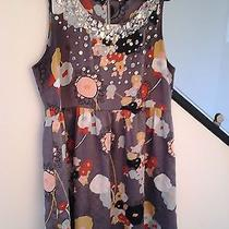 Fossil Women's Lucy Dress Sleeveless Very Nice Photo