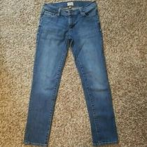 Fossil Women's Straight Vintage Dark Jeans Size 27 Photo