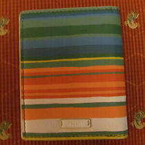 Fossil Women's Wallet Leather. Colorful. Pre-Owned. Perfect for Travel. Photo