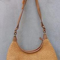 Fossil Women's Woven Shoulder  Bag Size Large Photo