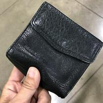 Fossil Womens Black Leather Wallet  Photo