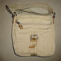 Fossil Womens Crossbody Bag.. Cotton Photo
