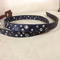 Fossil Womens Leather Belt  Photo