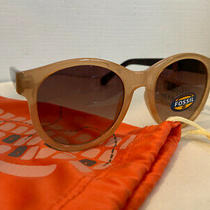 Fossil Womens Sunglasses Fw99 Pink and Tortoise Photo