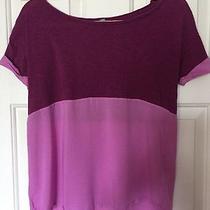 Fossil Xs Women's Purple Shirt Photo