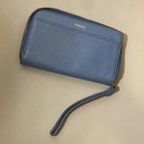 Fossil Zip Around Women's Leather Wallet Photo