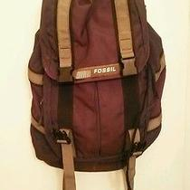 Fossill Backpack Photo