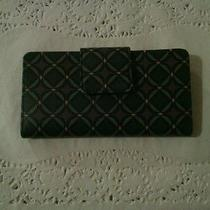 Fossill Wallet Green Pattern New Photo